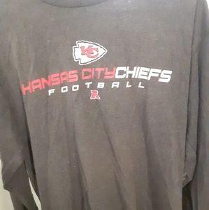Kansas City Chiefs Long Sleeve T Shirt